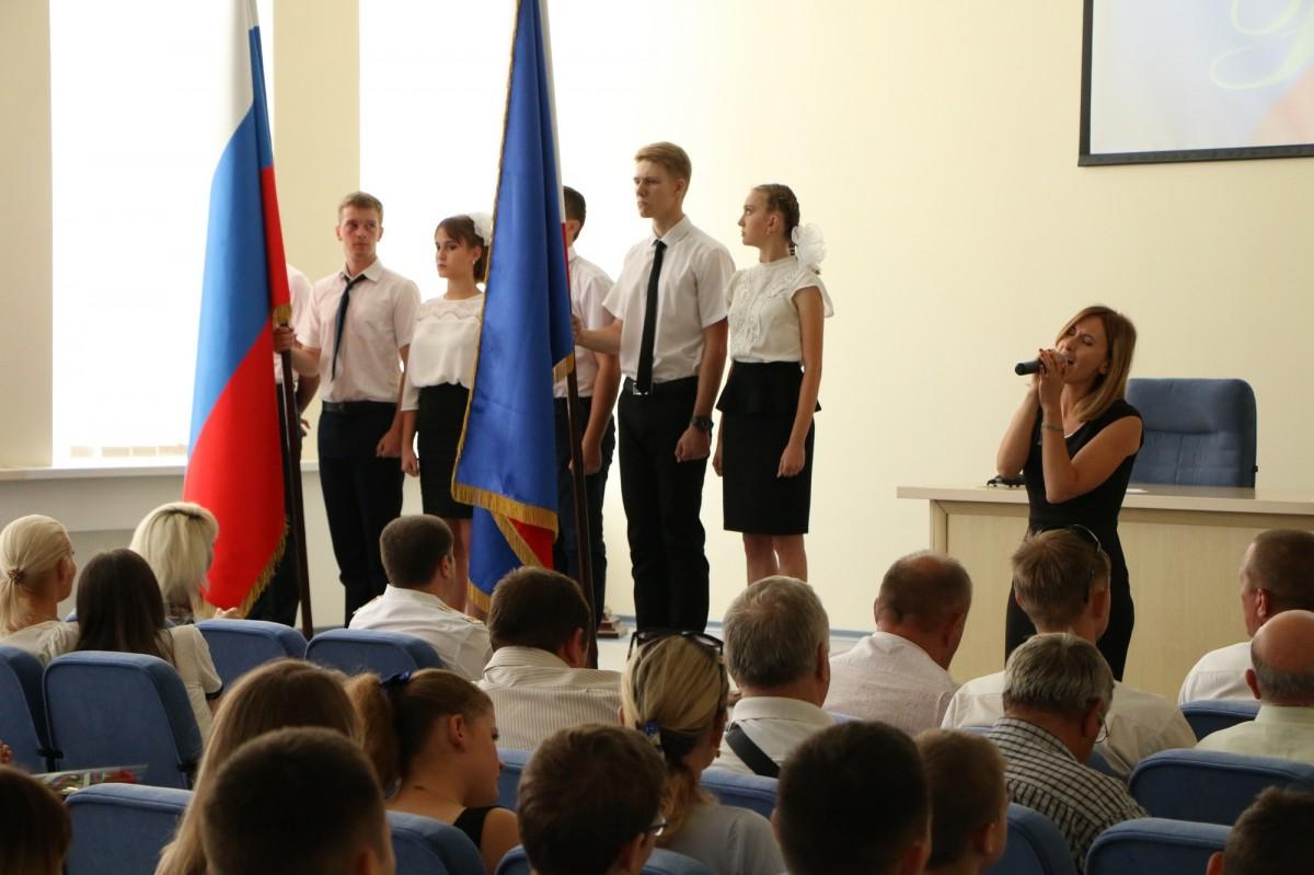 В Судаке состоялось торжественное мероприятие, посвященное Дню России