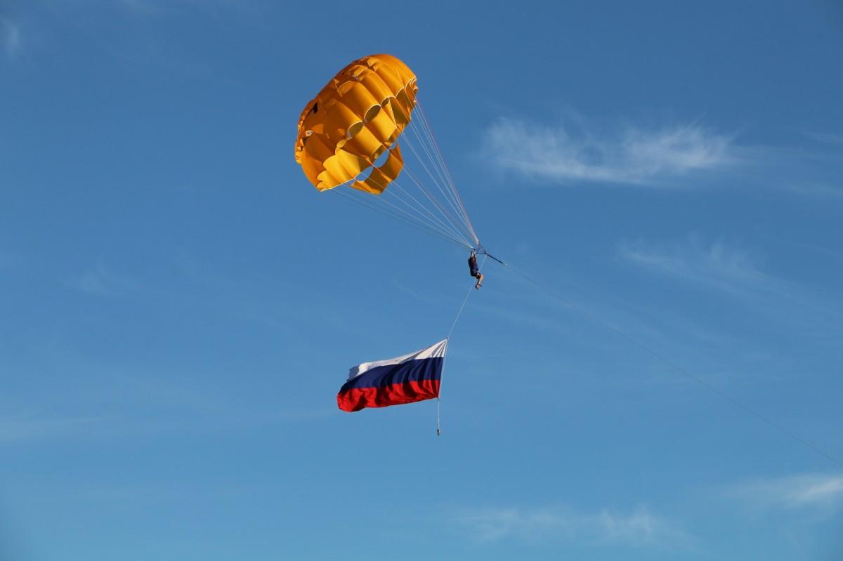 В Судаке отпраздновали День России